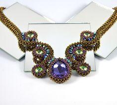 Liisa Turunen Designs - Milo's Halo Necklace Beading Kit (bronze