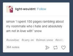 """simon """""""" snow"""