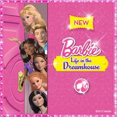 Barbie Life in the Dreamhouse: Mady loves this show