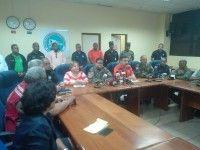 El COE pone en alerta 11 provincias y el Distrito Nacional por posibles inundaciones