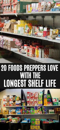 Main Survival Pantry Stockpile Tips For Outliving A Doomsday. Sensible Systems Of Prepping Your Pantry Simplified - Jack Survival Emergency Preparedness Food, Emergency Food Storage, Survival Prepping, Survival Skills, Survival Gear, Doomsday Prepping, Prepper Food, Emergency Kits, Outdoor Survival