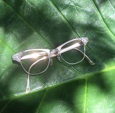NOS ArtCraft Eyeglasses NOS Cat Eye Frames Cat Eye Glasses