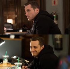Detective Halstead, he's such a cutie!! Chicago PD.