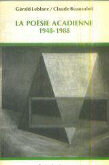 Poèsie acadienne, 1948 - 1988 null http://www.amazon.ca/dp/2859201408/ref=cm_sw_r_pi_dp_pm12vb0TKEATP