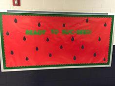 Watermelon Board