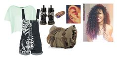 """""""Sin título #860"""" by hurt-girl ❤ liked on Polyvore featuring Topshop and Dr. Martens"""