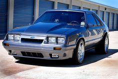 1985 Fox Mustang GT