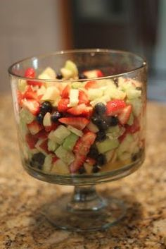 FRUIT SALADS on Pinterest | Fruit Salads, Summer Fruit Salads and ...