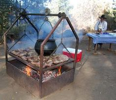 Cowboy Style BBQ   Santa Maria Style BBQ
