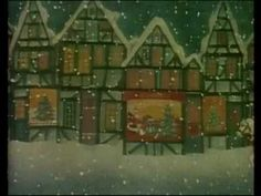 Les visiteurs de Noël....