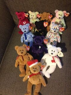 4bc6ec305d5 Ty Beanie Babies Value Price Guide