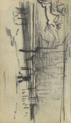 The Vicarage Garden in the Snow, 1885, Vincent van Gogh, Van Gogh Museum, Amsterdam (Vincent van Gogh Foundation)