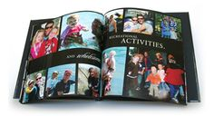 Great idea!  The Family Proclamation Photo Book using pictures of your own family.  Adorable!