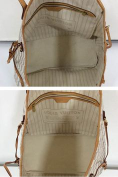 30a051c25e Professional Louis Vuitton Handbag Cleaning and Restoration Service by The Handbag  Spa. Before and After photos of Alma, Neverfull, Speedy styles and more.
