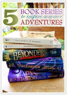 5 Book Series That W