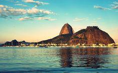 Rio De Janeiro landscape