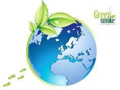 enviroment and earth: Protejează-ți și tu mediul înconjurător prin a te lăsa de fumat sau dacă nu poți, Green Smoke îți oferă o alternativă de fumat minimalizând substanțele toxice pe care le introduci în corpul tău fumând o țigară obișnuită. Fără monoxid de carbon, cianuri sau scrum, țigara electronică poate fi o alternativă de a încerca, desigur, prin voință, de a te lăsa de fumat.  LIVE GREEN, THINK GREEN, SMOKE GREEN!