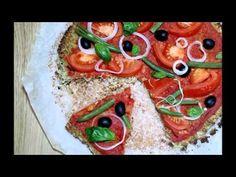 Pizza di cavolo romanesco