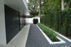 Minimalistische tuin - Peppelhoeve.nl