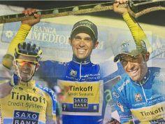 Omaggio ad @Дејан Гума Никитић, dominatore della @TirrenAdriatico! Complimenti Campione! #ciclismo #Tirreno