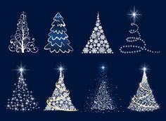 Christmas Tree Vector vector, free vector graphics - Vector.me