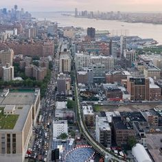 High Line Park - MENŐ