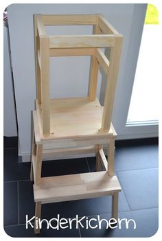 Ikea Hack: Anleitung Learning Tower