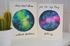 You are my tiny galaxy
