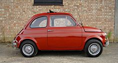 1970s Fiat 500 car All Time Absolute Favorite!!