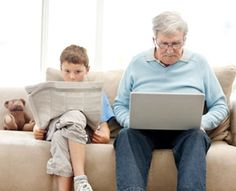 enfant grand parent   Quel est le rôle des grands-parents d'aujourd'hui ?