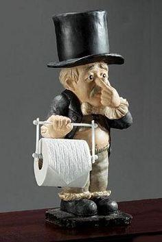 201 Best Toilet Roll Holder Images In 2019 Home Decor Bathroom