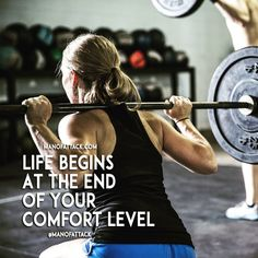 Get to that point where you feel very uncomfortable and push past it. PUSH WAY PAST! ---- manofattack.com #motivation #fitspo #gym #getfit #motivation #determination #bodybuilding #strong #advice #lifestyle #fit #healthy #exercise #fitnessaddict #instagood #train #health #fitness #workout #photooftheday #comfort #deadlifts