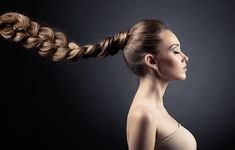 Using oils to boost hair health was probably one of man's greatest ideas as they also solve a plethora of hair problems. DIY hair oils for different hair problems are here for you Hair Remedies For Growth, Hair Growth Tips, Castor Oil For Hair Growth, Long Hair Tips, Braided Hairstyles Tutorials, Hair Tutorials, How To Make Hair, Long Hairstyles, Ponytail Hairstyles