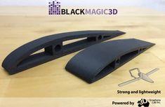 Graphene 3D Lab Launches BlackMagic3D Filament Brand & New Graphene 3D Printing Material