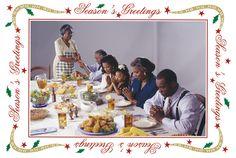 african american christmas | African American Christmas Cards - The Black Art Depot