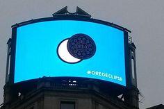 Oreo, Chupa Chups and Samsung Capitalize on Europe's Solar Eclipse - Print (video) - Creativity Online
