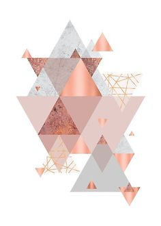 Trendy Ideas For Geometric Screen Design Wallpaper World, Wallpaper Backgrounds, Iphone Wallpaper, Bedroom Wallpaper, Geometric Poster, Geometric Art, Wall Art Prints, Canvas Prints, Motif Art Deco