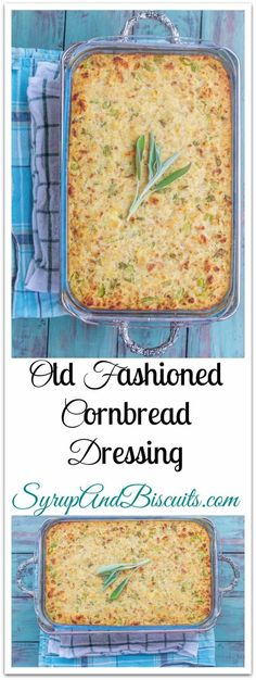 Old Fashioned Cornbread Dressing. Lots of fresh onions, celery, and sage with cornbread and sage onion biscuits. Old Fashioned Cornbread Dressing. Lots of fresh onions, celery, and sage with cornbread and sage onion biscuits.A must have at Thanksgiving. Thanksgiving Side Dishes, Thanksgiving Recipes, Christmas Recipes, Holiday Meals, Holiday Recipes, Thanksgiving 2020, Christmas Stuff, Fall Recipes, Old Fashioned Cornbread Dressing