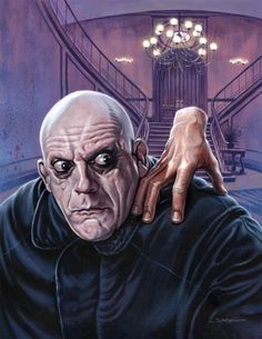 The Addams Family by Jason Edmiston