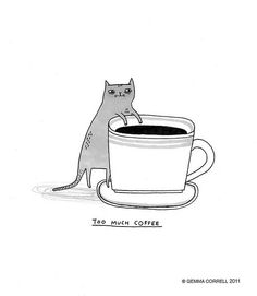 no such thing as too much coffee :-) I Love Coffee, Coffee Art, Coffee Shop, Too Much Coffee, Tea Cafe, Coffee Equipment, Gatos Cats, Love To Meet, Coffee Quotes