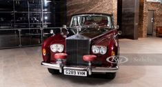 Rolls Royce Phantom 2, Sports Car Racing, Antique Cars, Rare Antique, Classic Cars, Motorcycles, Auction, British, Number