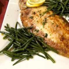 Quick Easy French Sole Meuniere - best fish recipe - easy fish recipe - french fish recipes - Fish and Seafood Recipes image Best Fish Recipes, Quick Recipes, Meat Recipes, Chicken Recipes, Cooking Recipes, Amazing Recipes, Dishes Recipes, Shellfish Recipes, Seafood Recipes