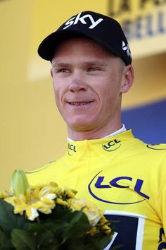 Chris Froome of Great Britain and Team SKY took the yellow jersey and race lead on stage five of the 2017 Tour de France a 1605km road stage from...
