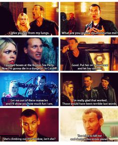 Nine was the funniest :))