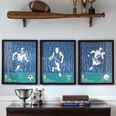 Sports Gallery Frame