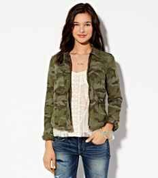 AE Denim Vested Hoodie, Light Wash | American Eagle Outfitters