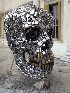 Subodh Gupta sacude el arte