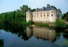 Château de La Guerche - Guerche (La) (86 - Vienne)