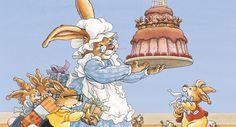 Beechwood Bunny Tales / La famille Passiflore / Loic Jouannigot