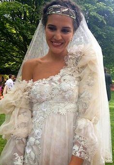 flower child wedding inspiration  G.couture Valencia En sanz 7